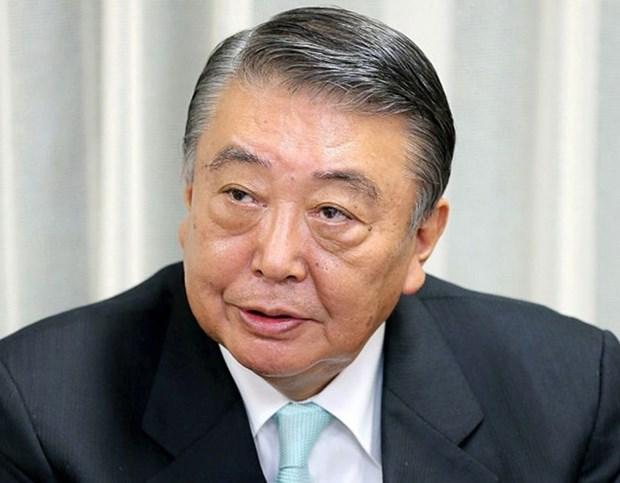 Speaker of Japanese House of Representatives begins visit hinh anh 1