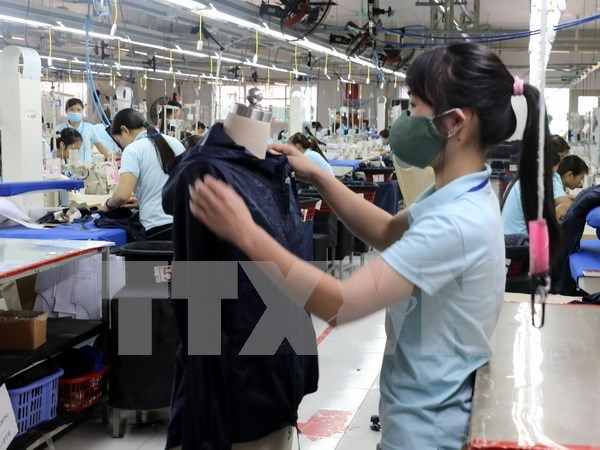 Garment-textile businesses seek to penetrate Russia hinh anh 1