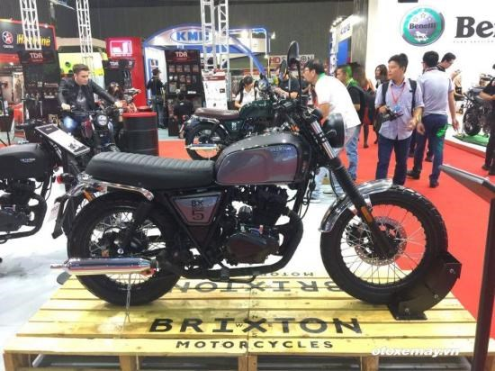 Vietnam Motorcycle Show 2017 opens in HCM City hinh anh 1