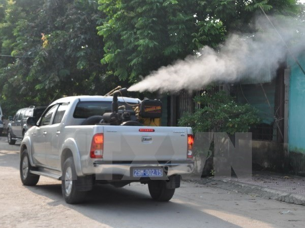Dengue fever increases in April hinh anh 1