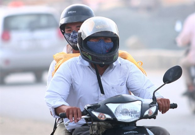 Vietnam's air emission standard stands low hinh anh 1