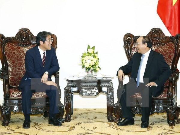 PM meets Japanese Ambassador to prepare for Japan visit hinh anh 1