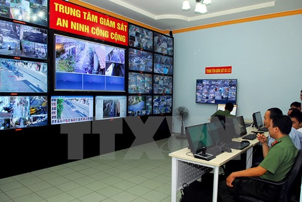 HCM City installs more cameras to fight street thieves hinh anh 1