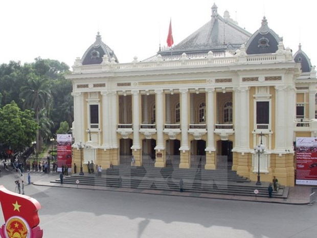 Hanoi Opera House to welcome visitors hinh anh 1