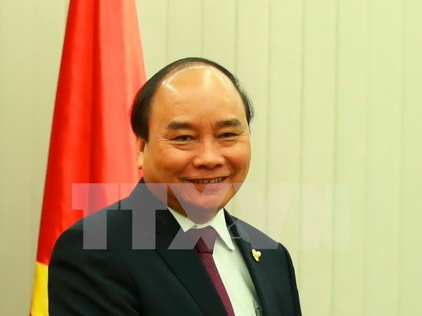 PM to attend 2017 World Economic Forum on ASEAN hinh anh 1