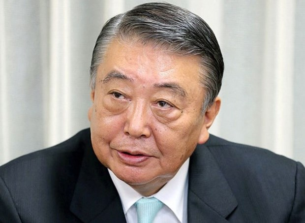 Japanese legislator wraps up Vietnam visit hinh anh 1