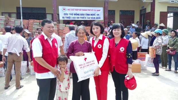 Meeting marks International Red Cross Day hinh anh 1