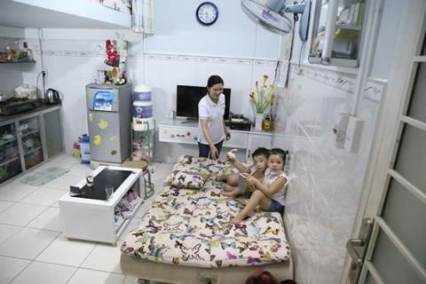 Construction Ministry approves small apartments hinh anh 1