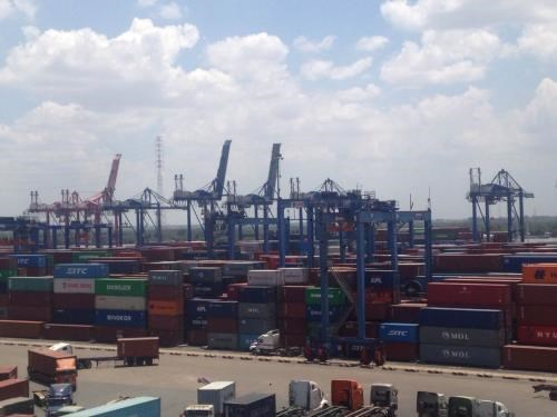 Container control unit launched in Ba Ria-Vung Tau hinh anh 1