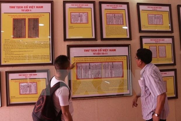 Hoang Sa – Truong Sa exhibition comes to Hoa Binh hinh anh 1