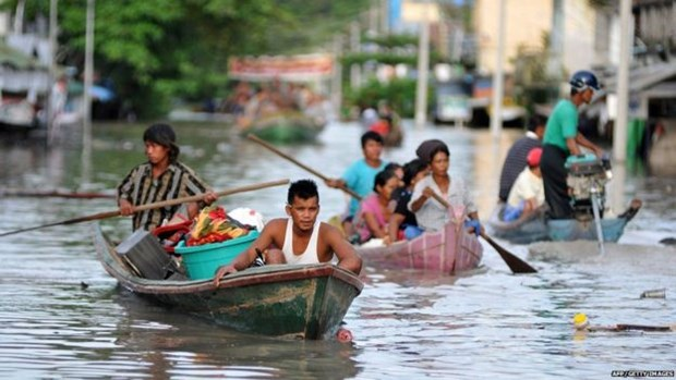 Myanmar: Natural disaster claims nine lives hinh anh 1