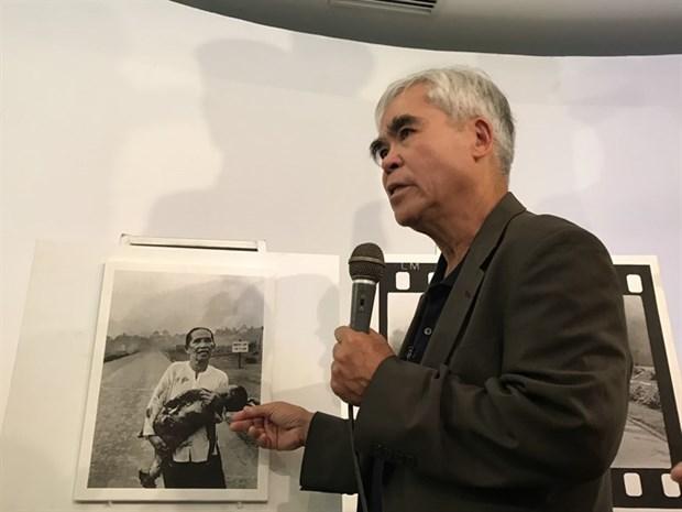 Pulitzer winning photographer donates historic war photos to museum hinh anh 1