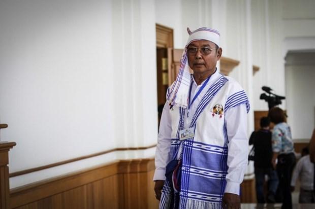 Myanmar upper house speaker to visit Vietnam hinh anh 1