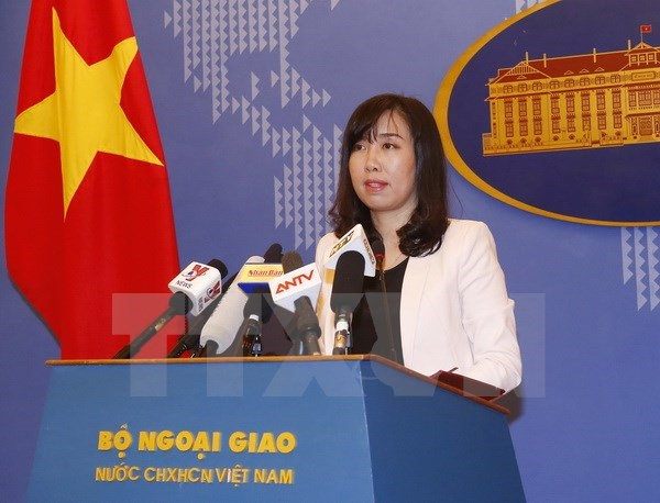 Vietnam reaffirms sovereignty over Truong Sa archipelago hinh anh 1