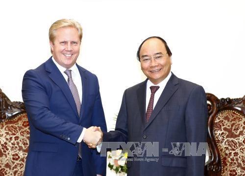 Vietnam, New Zealand strengthen ties hinh anh 1