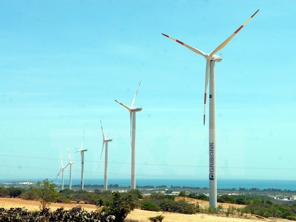 Germany helps Vietnam expand wind power development hinh anh 1
