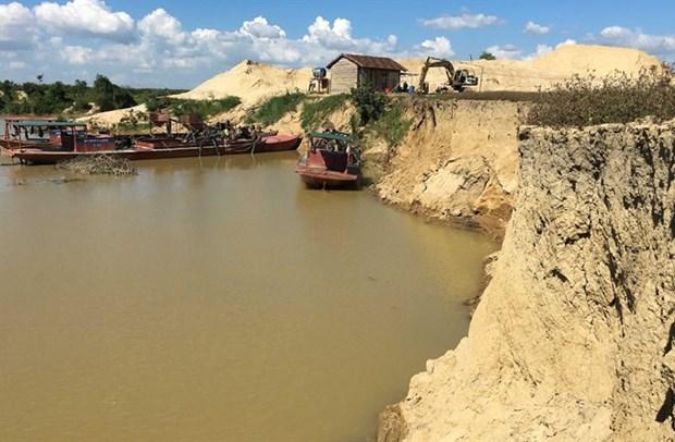 Vietnam faces severe sand shortage hinh anh 1