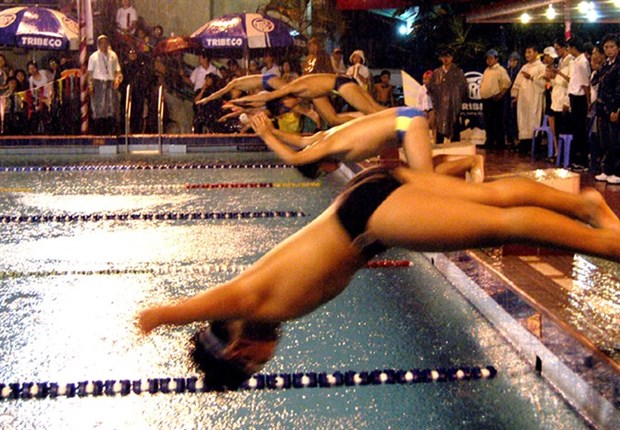 HCM City's districts told to build swimming pools hinh anh 1