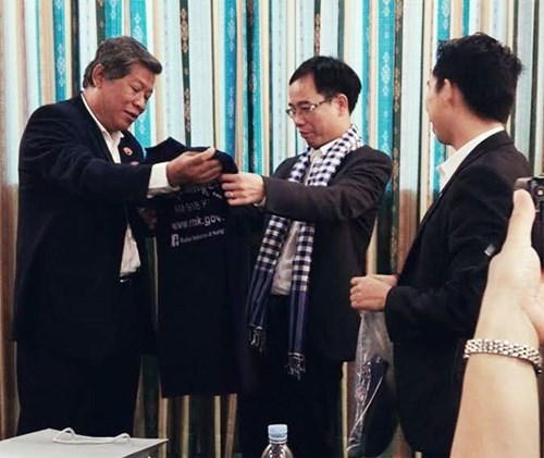 Vietnam, Cambodia work to enhance media coverage hinh anh 1