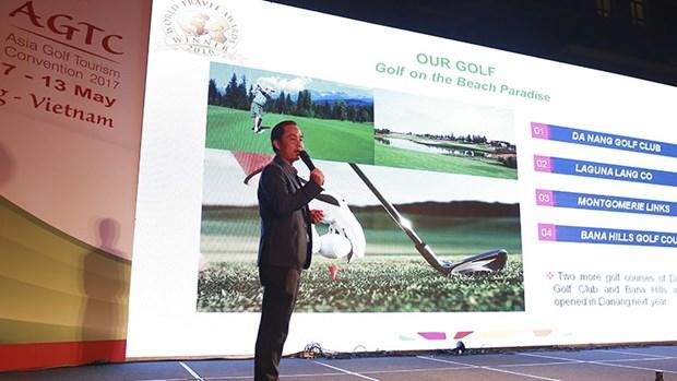 Workshop highlights golf tourism potential in Da Nang hinh anh 1