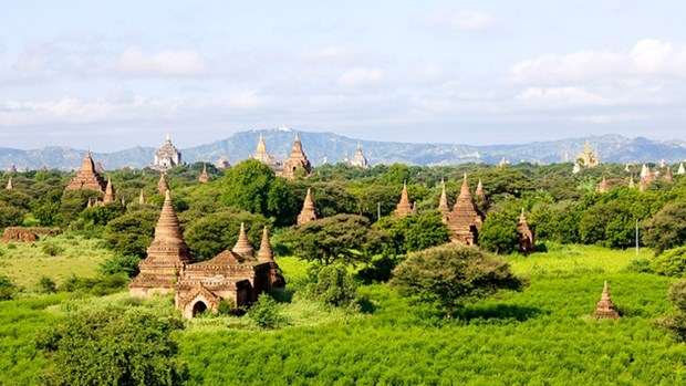 Myanmar excavates ancient cities for tourism development hinh anh 1