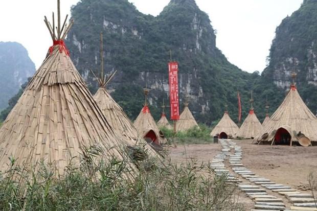 Vietnam Tourism Ambassador revisits Kong filming scenes in Ninh Binh hinh anh 1