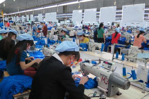 Indian firms eye strengthened textile and garment links with Vietnam hinh anh 1