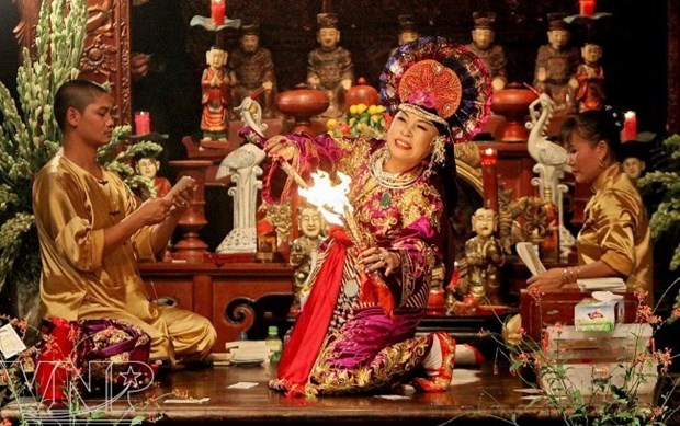 Festival honouring Mother Goddess of Forest worship to be held hinh anh 1