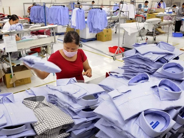 Amazon provides ideal channel for Vietnam's apparel sale in EU hinh anh 1