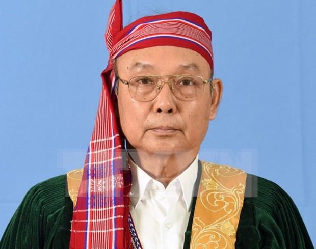 Myanmar top legislator starts official visit to Vietnam hinh anh 1