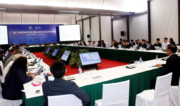 Development gap hinders linkages in APEC auto industry hinh anh 1