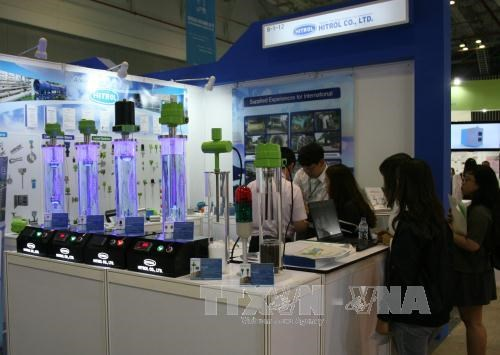 HCM City: Eco-Products Int'l Fair promotes green growth hinh anh 1
