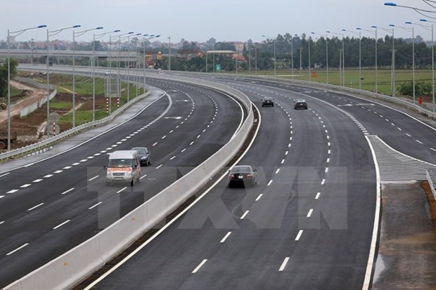 Deputy PM highlights significance of North-South Expressway project hinh anh 1