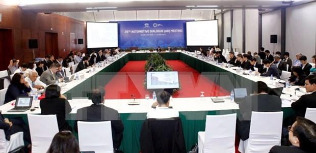 APEC Study Centres Consortium convenes conference in Hanoi hinh anh 1