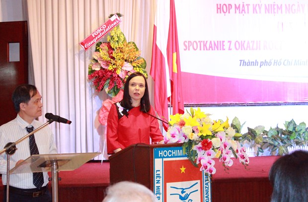 Poland's Constitution Day celebrated in HCM City hinh anh 1