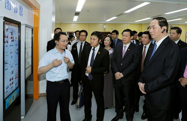 Vietnam welcomes China's investment in high technology-based projects hinh anh 1