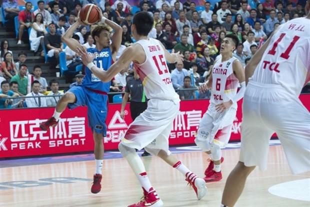 Vietnam debut at regional basketball tourney hinh anh 1