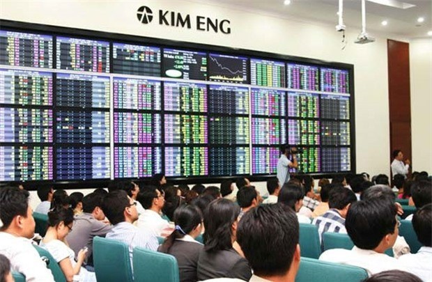 Shares rise higher, led by property and energy hinh anh 1