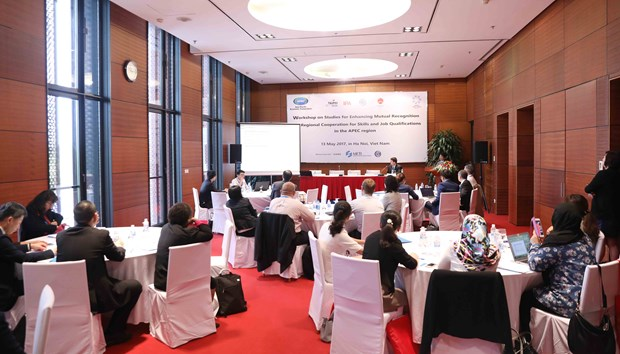 Human resources help APEC become driving force for global economy hinh anh 1