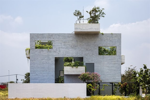 Spec Go Green Int'l Awards invites all Asian architecture contestant hinh anh 1
