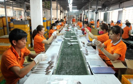 Scheme on trade union institutions in industrial, processing zones adopted hinh anh 1