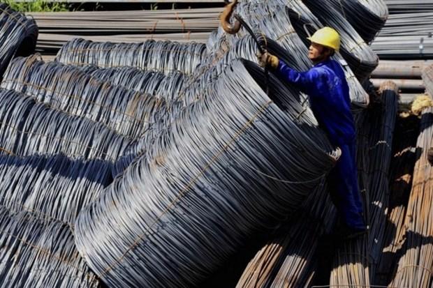 Steel industry sees slowdown hinh anh 1