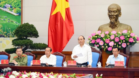 PM stresses importance of guaranteeing public order hinh anh 1
