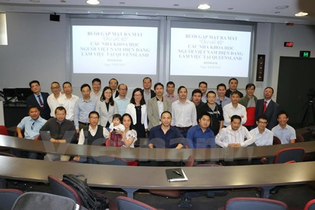 First Vietnamese scientists' club in Australia debuts hinh anh 1