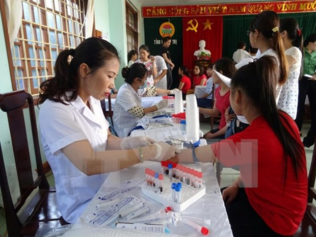 Database of 24 mln health insurance buying families shared hinh anh 1