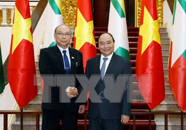Myanmar calls on Vietnamese businesses to increase investment hinh anh 1