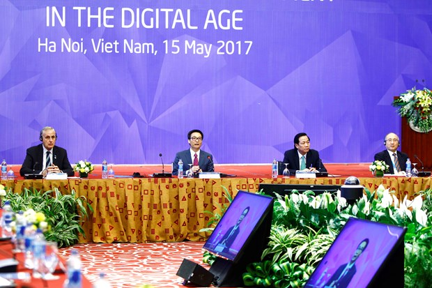 APEC discusses human resources development in digital age hinh anh 1