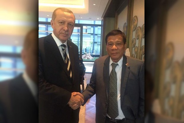 Turkey, Mongolia want to join ASEAN: Philippine President hinh anh 1
