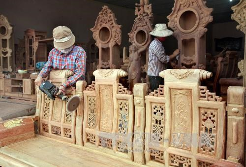 Agreement to boost Vietnam – EU legal timber trade hinh anh 1