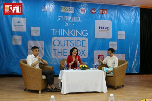 Startup contest for young people kicks off nationwide hinh anh 1